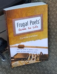 Cynthia Gallaher FrugalPoetsPaperback